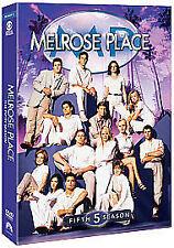 Melrose Place: The Fifth Season / Season 5 - UK Region 2 DVD - VGC - 7 Discs