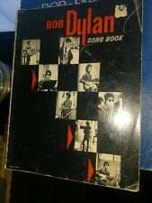 Vintage BOB DYLAN SONG BOOK Sheet Music Collection Warner Brothers
