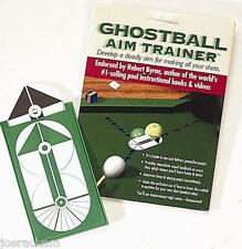New McDermott GHOSTBALL AIM TRAINER -  Pool/Billiard Training Aid