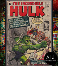 The Incredible Hulk #5 GD/VG 3.0 (Marvel)