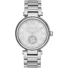 Runde Michael Kors Armbanduhren für Erwachsene