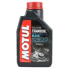 Motul Transoil 10W-30 Gearbox Oil Wet Clutch Transmission Fluid 1 Litre 1L