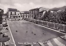 CAVA DEI TIRRENI - Piscina del Tennis Club 1960