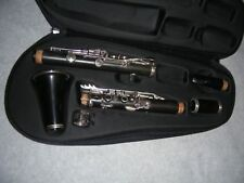 Very Rare Vintage H. Singhai Clarinet with Borg Case (broken paddle) Free Ship