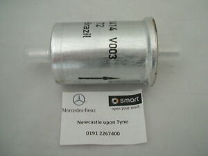 Genuine Smart Fortwo 450 Fuel Filter Q0003414V003 NEW