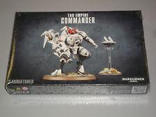 Warhammer 40K TAU EMPIRE COMMANDER Box Set!! Brand New+Sealed!!