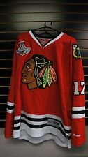 Chicago Blackhawk Adult Jersey XXL US Seller NHL Reebok Vintage Hockey WILFONG