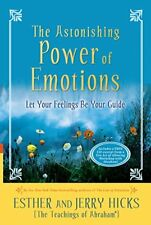 🌌 Astonishing Power of Emotions-Law of Attraction book w/CD,SIGNED BY AUTHOR ❣️