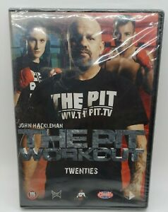 The Pit Workout Twenties DVD Exercise 20 Minute Fitness Video
