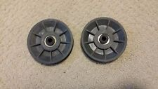 """PAIR Bowflex Revolution & XP 4"""" Adjustable Arm Rowing Seat Assembly Pulley Arms"""
