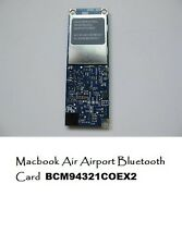 Macbook Air A1237 A1304 Inalámbrico Bluetooth Tarjeta bcm94321coex2 Mb003 Mc233 mb543