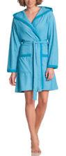 Knielange Damen-Nachtwäsche aus Baumwollmischung in Größe XL