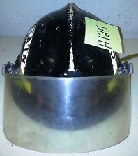 Firefighter Bunker Turnout Gear Morning Pride 72 Plus Black Helmet Visor H125