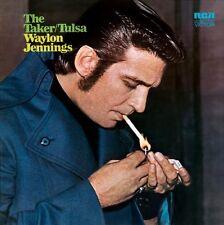 Waylon Jennings - Taker / Tulsa [New CD]