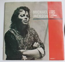 Michael Jackson, i just can't stop loving you, SP - 45 tours import UK
