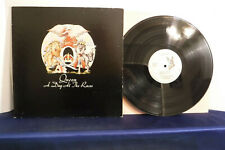 Queen, A Day At The Races, Elektra Records 6E-101, 1976, Prog Rock, Arena Rock