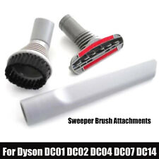 Vacuum Cleaner Sweeper Brushes Attachments for Dyson DC01 DC02 DC04 DC07 DC14 BS