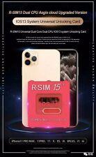 R-SIM15 Nano Unlock Card Lot iPhone 11 Pro Max/11 Pro/11 iOS13 RSIM UK Seller