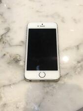 Apple iPhone 5s - 32GB - Silver (Unlocked)