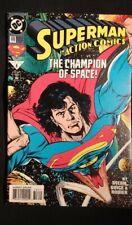 "Action Comics #696 (1994) VF-NM DC Comics Superman ""Champion of Space!"""