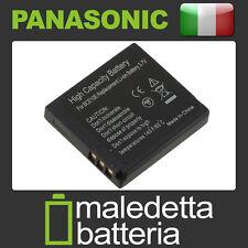 Batteria Alta Qualità SOSTITUISCE Panasonic VW-VBJ10 , VWVBJ10EK , VW-VBJ10E-K