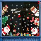Christmas Window Sticker Merry Christmas Decoration For Home Christmas Ornamen8