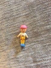 Vintage 1990 POLLY POCKET BLUEBIRD Doll Figure écritoire loose très bon état de rechange Boy