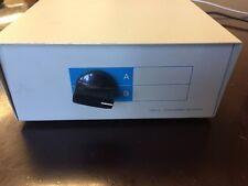 Manual Data Transfer Switch Box 2-Posituon 2 - Port A/B