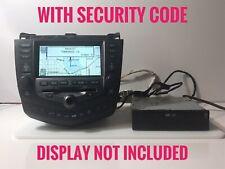 """HO383"" 05-07 HONDA Odyssey Navigation GPS DVD Rom Player"