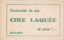 Buvard Vintage Cire  Laquée   Vintage blotting paper