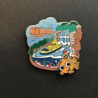 DLR - Finding Nemo Submarine Voyage Logo Pin Disney Pin 93232