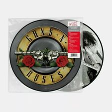 GUNS N' ROSES: Greatest Hits Limited Edition LP Picture Disc Color Vinyl NEW