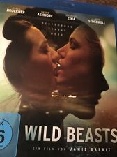 Wild Beasts (Blu-Ray Region B) Factory Sealed FAST SHIPPING