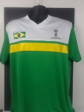 Official Brazil 2018 Russia FIFA World Cup Replica Jersey Size L