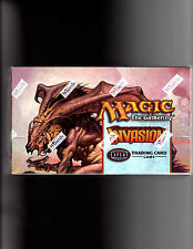 MTG  Magic the Gathering Invasion sealed Booster  Box