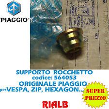 SUPPORTO RINVIO CONTACHILOMETRI 564053 ORIGINALE PIAGGIO ZIP 125 2000 2001 2002