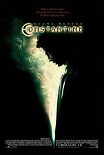 Constantine movie poster - Keanu Reeves - 11 x 17 inches