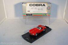 MODEL BOX REVELL 8410 AC SHELBY COBRA RUOTE A RAGGI MINT BOXED RARE SELTEN!!!