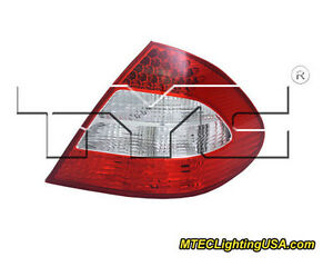 TYC NSF Right Side Tail Light Lamp Assembly for Mercedes Benz W211 E Class 07-09