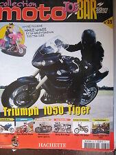FASCICULE JOE BAR TEAM N°39 TRIUMPH 1050 TIGER YAMAHA 350 YR1 MOTOBECANE 1945 81