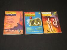 PULP MAGAZINE OF FANTASY AND SCIENCE FICTION BOOKS 1960S Rogue Dragon