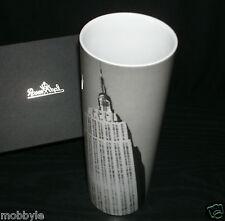 Rosenthal Warhol Empire New York Vase 26 cm Neu & Ovp 1.Wahl Andy Warhol