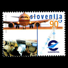 Slovenia 1998 - Safety of Air Navigation Aviation - Sc 318 MNH
