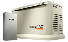 NEW Generac 7043 Home Standby Generator 22kW Air Cooled WIFI and Transfer Switch