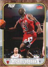 2007-08 Fleer #22 Michael Jordan