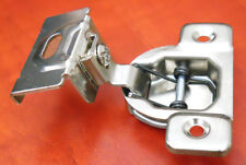 """36 Face Frame 1 3/8"""" Overlay Concealed Cabinet Hinges 35mm Cup, 11.3mm deep Cup"""