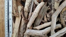 Driftwood Bundle Over 100 Pieces for Crafts, Sculpture - from Cornwall