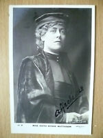 1900s Postcard - Theater Actresses MISS EDITH WYNNE MATTHISON, No.361 B