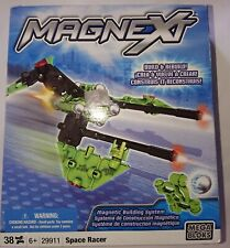 Mega Blocks Discontinued MAGNEXT Space Racer 29911