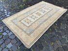 Area rug, Turkish rug, Vintage rug, Handmade rug, Wool rug Carpet   3,9 x 6,5 ft